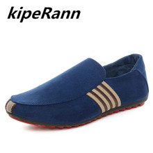 Breathable men's casual canvas red shoes high quality Italia