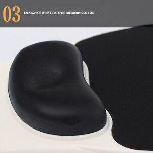 Image 3 - 椅子アームレストマウスパッドアームリストレスト mosue パッド人間工学手ショルダーサポートパッド DJA99