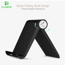 FLOVEME Phone Stand Holder For iPhone 6 6s 7 Plus 5S SE Universal Tablet Stand Dock Stable Holder For iPad 2 3 4 Mini 2 4 Air