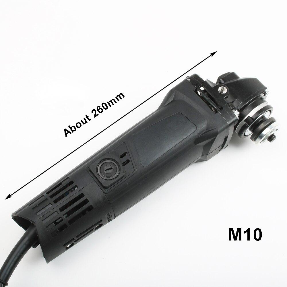 Multi-funktion Haushalt 1000w polieren maschine hand schleifen maschine polieren schleifen maschine winkel grinder power tools