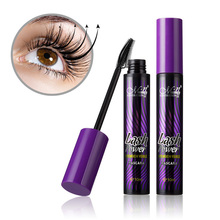 Menow 3D fiber lashes mascara Thick lengthening black Maximum Curling lash powder