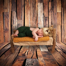 Solid Wood Splice Board Vinyl Photo Backdrops for Photography 5x7ft Newborn Photo Background for Photo Studio Camera fotografia