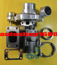 WT3T4-1 T3 T4 compressor ar.60 turbine ar.63  Standard T3 just oil cooled 300-400hp with internal-wastegate turbo turbocharger
