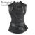 Burvogue corsé atractivo para las mujeres del corsé steampunk corsé de overbust corsés top cintura trainer control que adelgaza faja de cintura de la cintura