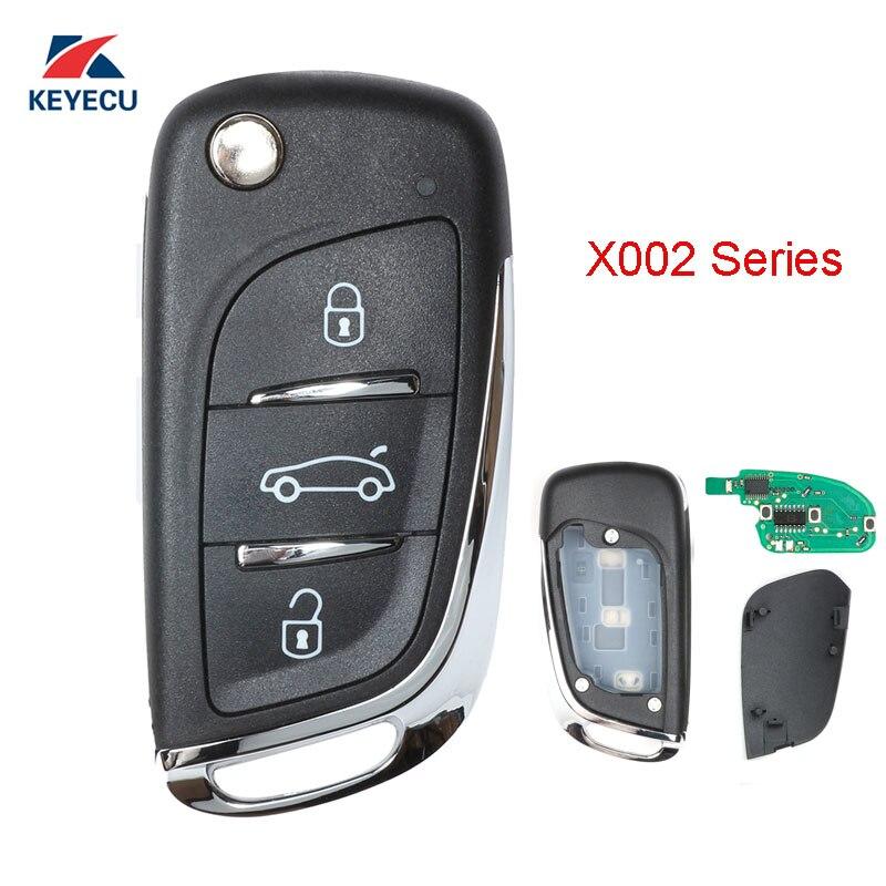 Универсальный пульт дистанционного управления XHORSE (английская версия) с 3 кнопками для ключей VVDI, серия X002