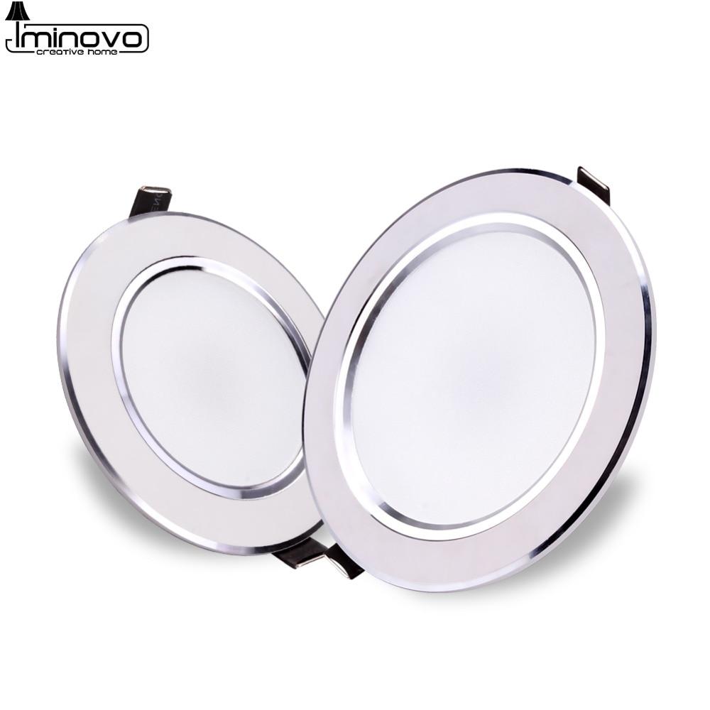18w Led Panel Light Flat Ultra Thin Led Panel Downlight: Ultra Thin Led Panel Downlight Recessed Down Light Round