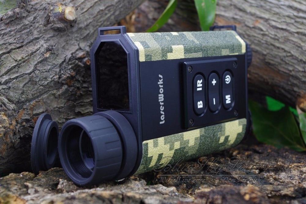 Entfernungsmesser Eyoyo : Laserworks 6x32 night visions infrarot ir monokulare umfang scout