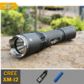 cree xm-l tactical flashlight L2 lanterna led flashlights china IPX-8 Waterproof 1 x 18650 battery or 2 x CR123A