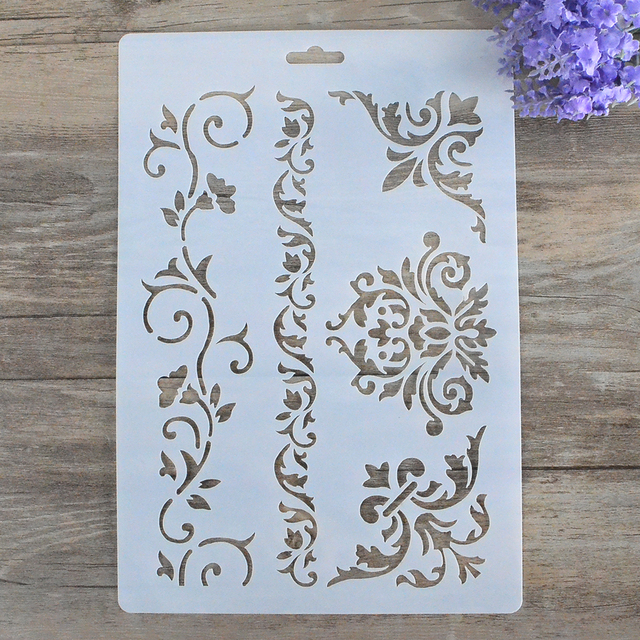 Acquista mestiere di diy vine fiore for Carte decorative per pareti