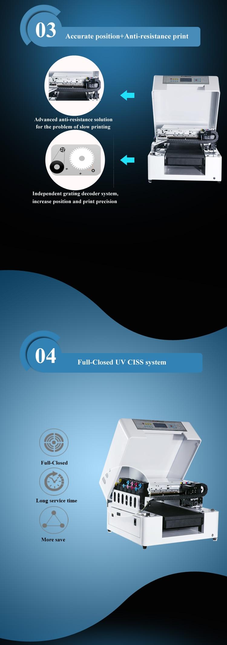 Multi-Functional Printer-UV Printing Machine-3D Embossed Effect-1