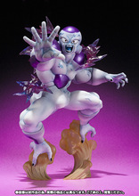 Hot Wholesale/retail 2015 Japan Anime, Dragon Ball Z, Freeza Freezer 5.90in Action Figure New Anime Club   Movie & Tv  Model