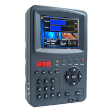 KPT 968G numérique Satellite finder mètre 3.5 TFT LED DVB S2 DVB S Sat Finder MPEG 4 1080P Full HD Portable Satfinder KPT 968G