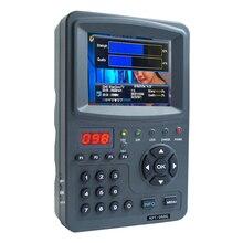 Kpt 968g digital localizador de satélite medidor 3.5 tft led DVB S2 DVB S sat finder MPEG 4 1080p hd completo portátil satfinder KPT 968G