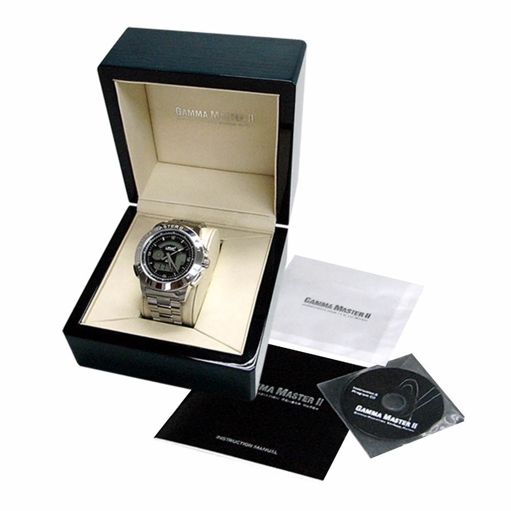 PM1208M Gamma Master II, Radiation Watch, Calibrated by Polimaster Ltd.(Belarus) with 0.06 to 1.5 MeV Energy Range