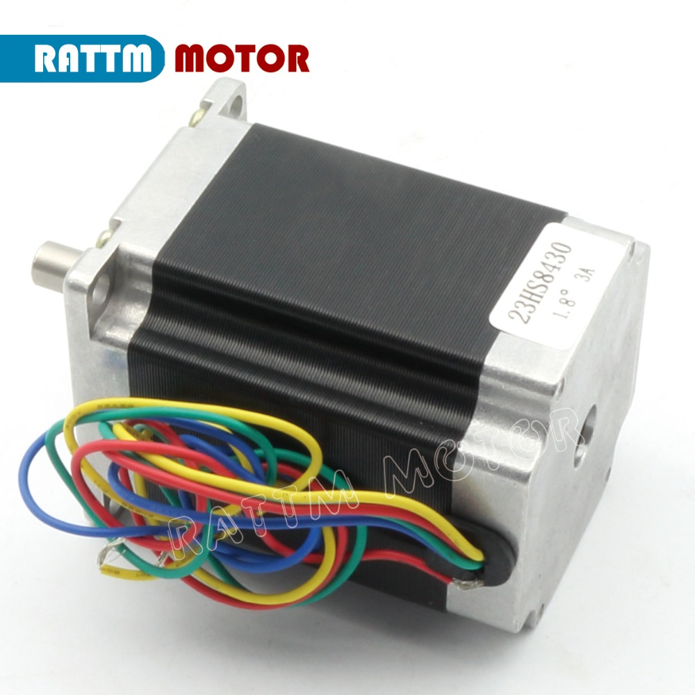 EU free VAT 3 Axis CNC controller kit NEMA23 270oz-in stepper motor & CW5045 driver 256 microstep 4.5A & 350W 36V power supply
