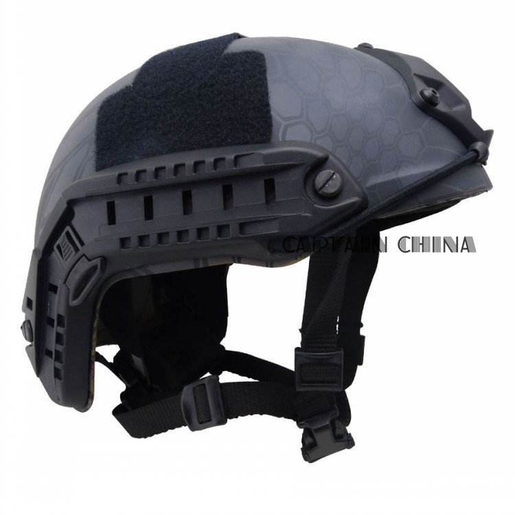 New Paintball Tactical Fast Base Jump Simple Protection Black MH Airsoft Outdoor Tactical Helmet все цены