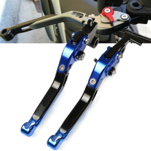 Motorcycle Adjustable handbrake Brakes Clutch Lever For SUZUKI GSX-R GSXR 600/750 GSXR600 750 1997-2003 1000 K1 K2 K3