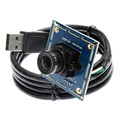 1 Megapixel 720 P MJPEG 30fps CMOS OV9712 8mm lente usb 2.0 segurança mini cctv módulo de câmera usb