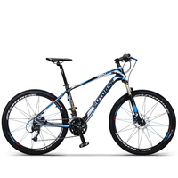 Free Shopping Mountain Bike Carbon Fiber 27 30 Speed Hydraulic Disc Brake Reverse Gas Off Road