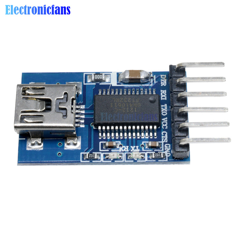 V ft rl ftdi usb to ttl serial adapter module