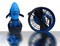 Sea Scooter Waterproof 300W Electric Dual Speed Underwater Propeller Diving Pool Scooter(Without Battery)