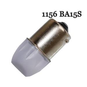 Image 2 - 100Pcs 뜨거운 판매 1156 ba15s 3 SMD 5630 홍수 렌즈 LED 1157 bay15d 회전 신호 조명 브레이크 중지 빛 램프 웨지 라이트 화이트 레드