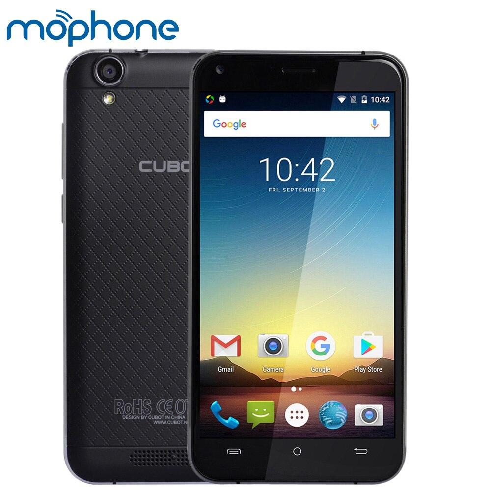 bilder für CUBOT Manito 4G Smartphone 5,0 zoll 720 * 1280px MTK6737 Quad-Core 3 GB + 16 GB 13.0MP + 5.0MP Dual-kamera Bluetooth 4,0 Mobiltelefon