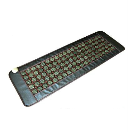 Sofa Jade Stone Infrared Heated Massage Cushion Temperature Display Bed Mat Health Care Heating Jade Mattress