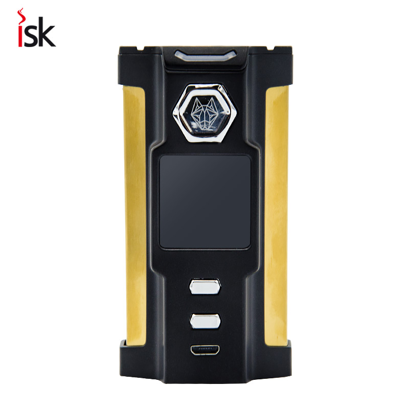 Original elektronik sigara Vape pen Snow wolf Vfeng 230W Box Mod big 1.30inch TFT touch screen Robot design mechanical mod limitless pulse pod vape pen system