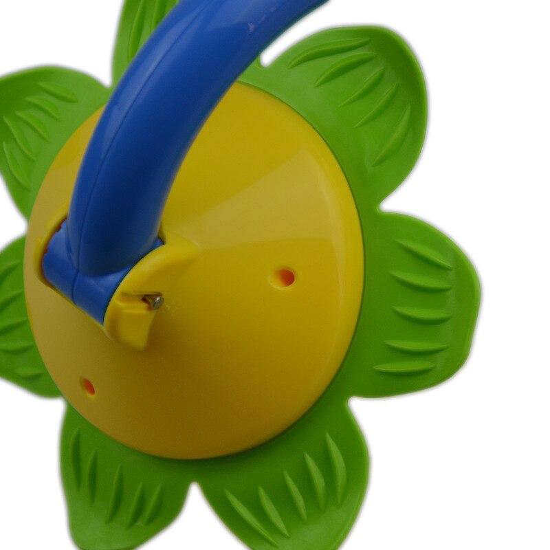 Random color Baby Bath Toys Children Sunflower Shower Faucet Bath ...