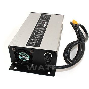 16.8V 38A Li-ion Battery Charger  4S 14.8V automatic battery charger for golf cart and electric car