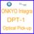 Envío gratis nuevo pickup óptico de lentes láser lasereinheit para onkyo integra dpt-1 dpt 1
