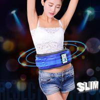 5 Motor X5 Slimming Belt Massage Electric Vibrating Waist Exercise Leg Belly Fat Burning Heating Abdomen Massager U2