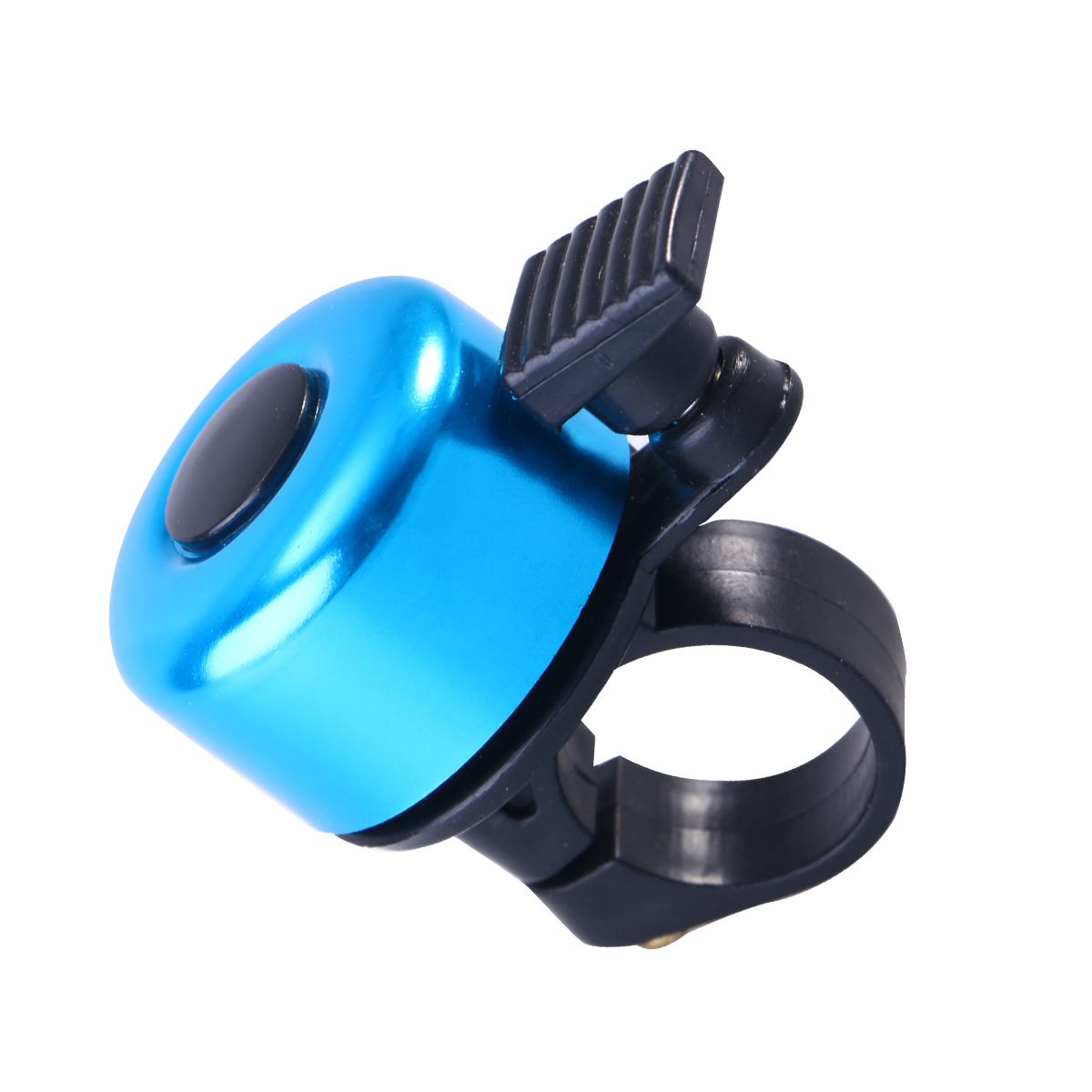 Black Aluminum Alloy Bicycle Handlebar Bell Bike Ring Ringer Road Bikes MTB Horns Cycling Bell Bicycle Accessories