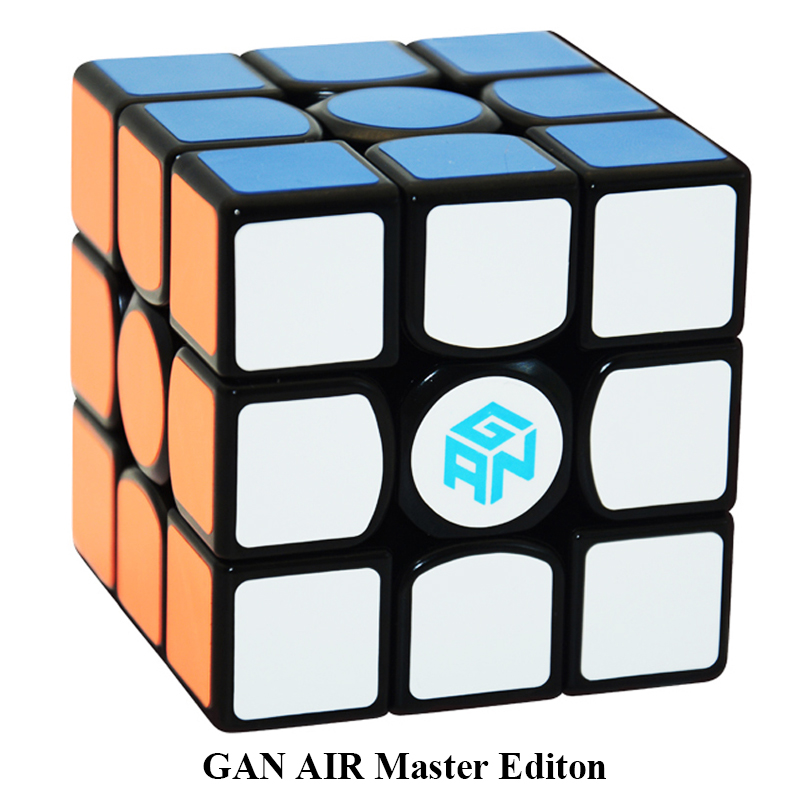 Gan356 Air 5.6cm 3x3x3 Speedcube GAN AIR Master Edition Magic Cube Gans Puzzle Black Cubo Magico For WCA Toys For Childdren new 8 inch tablet pc lcd display hd hj0801a 01e m1 a1 32001395 00 ips tablet pc lcd screen display panel glass free shipping