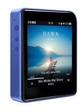 Shanling M1 (+ ledertasche freies) Tragbare Bluetooth Mini DAP DSD Verlustfreie Musik Player HIFI MP3