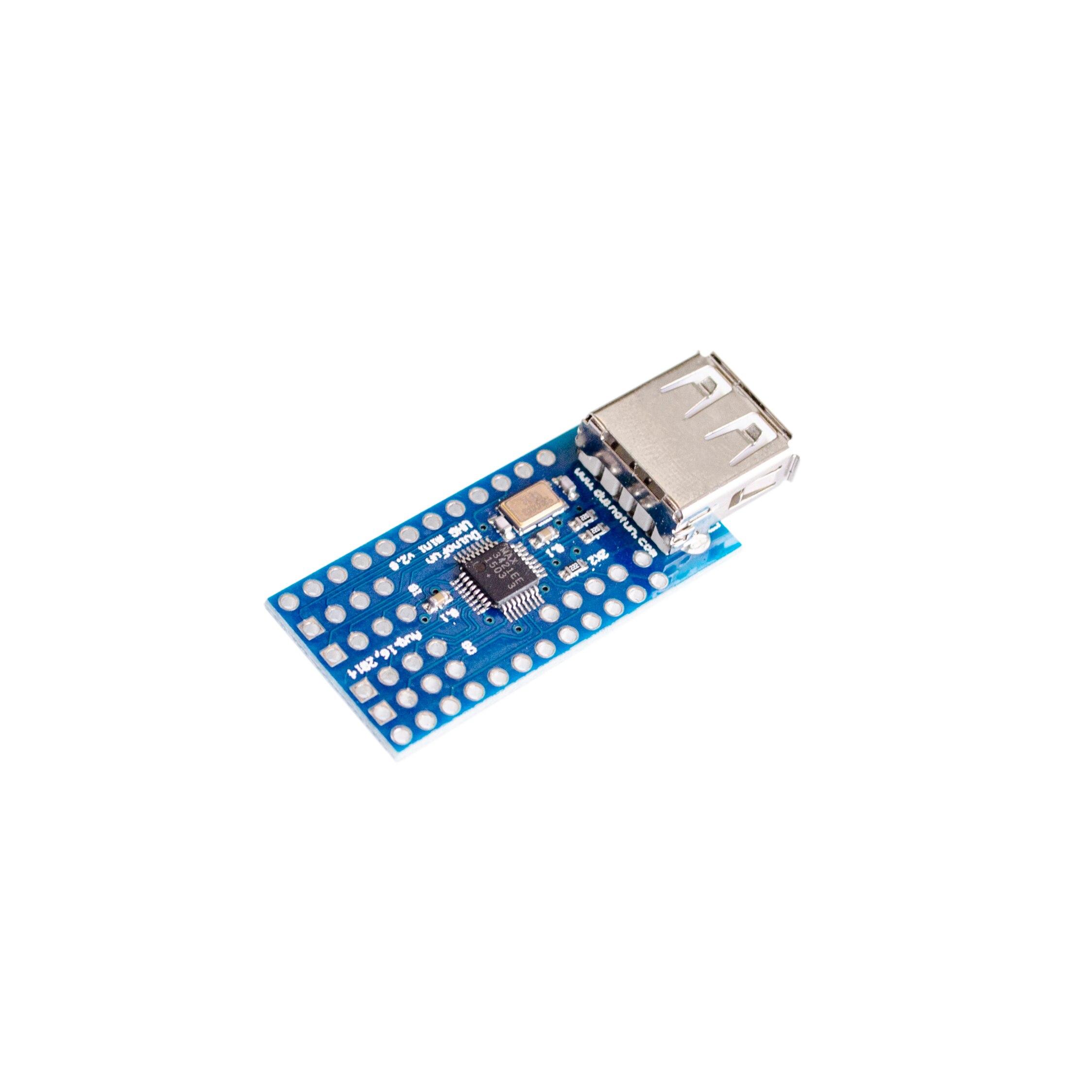 ! Mini USB Host Shield 2.0 ADK SLR development tool