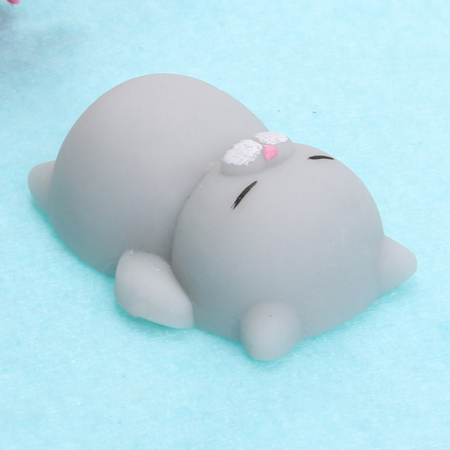 Cute Squishy Cat for Cellphone