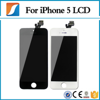Grade AAA 20PCS LOT For IPhone 5 5G LCD With Touch Screen Digitizer Assembly Replacement Display