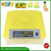 Small Egg Incubator Hatching Machine Automatic Turning Chicken Egg Incubator Temperature