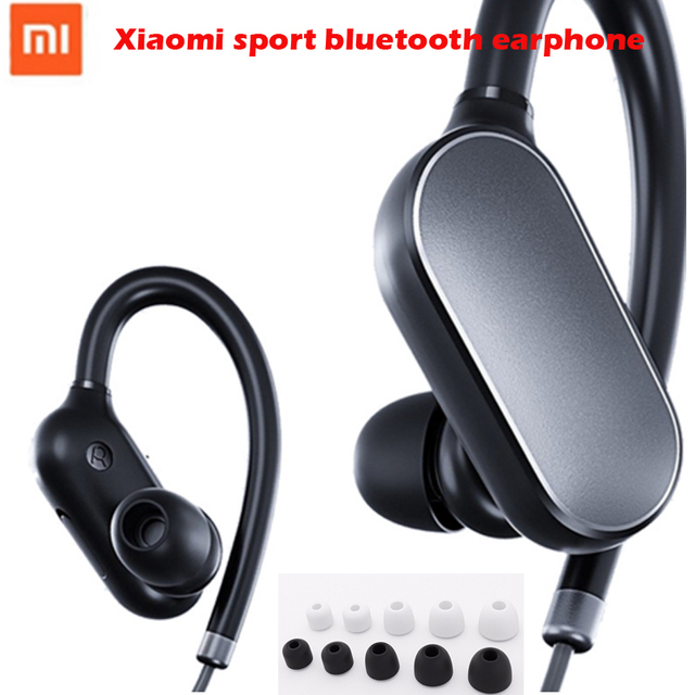 Xiaomi Mi Xiaomi pemuda Olahraga Bluetooth 4.1 earphone Earphone Nirkabel Musik earbud Untuk iphone 7 Bluetooth fone de ouvido