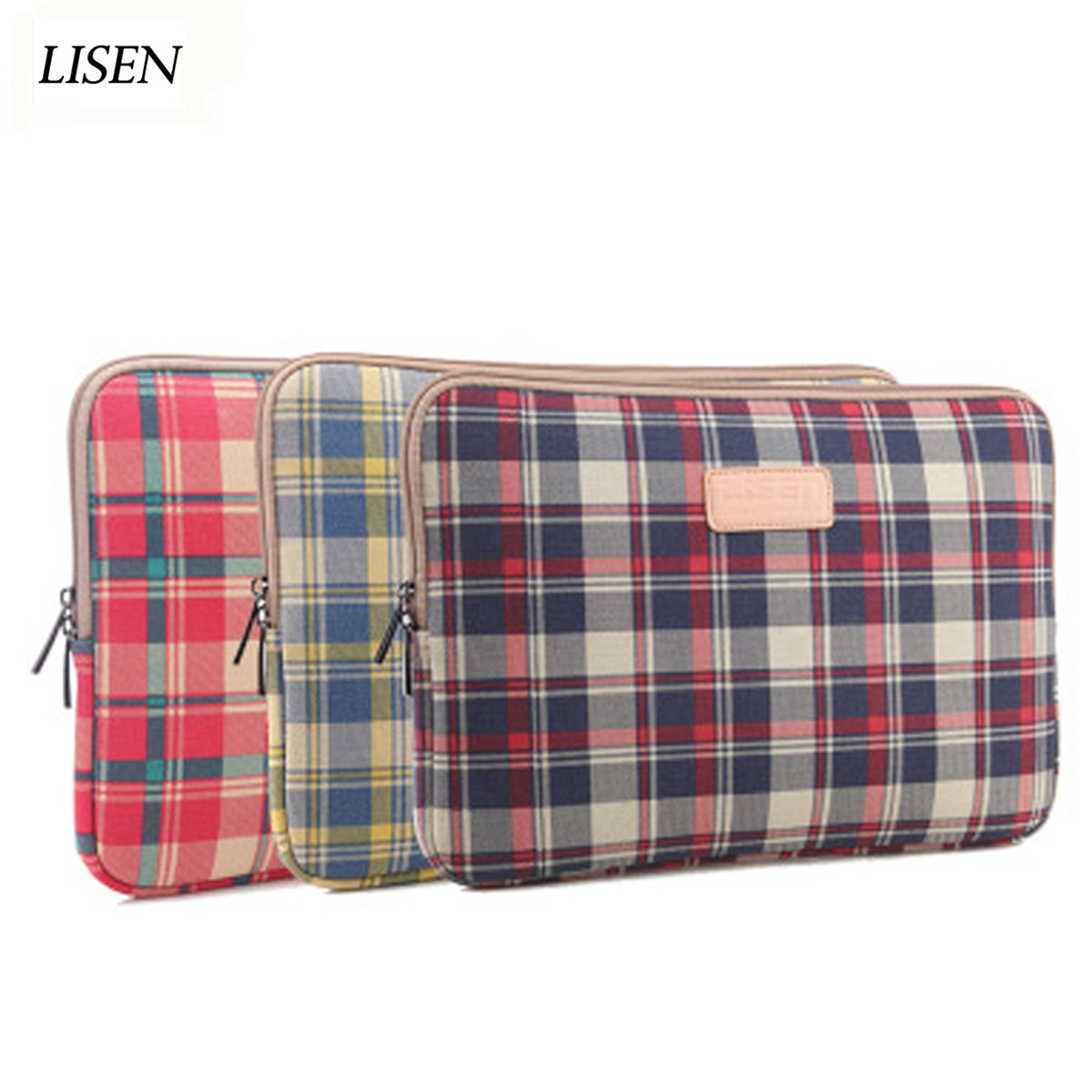 Sleeve Case Notebook For Macbook Air Pro Retina 11 11.6 12 13 13.3 14 15 15.6 Laptop bag for ipad mini 7.9 air 9.7 tablet 10