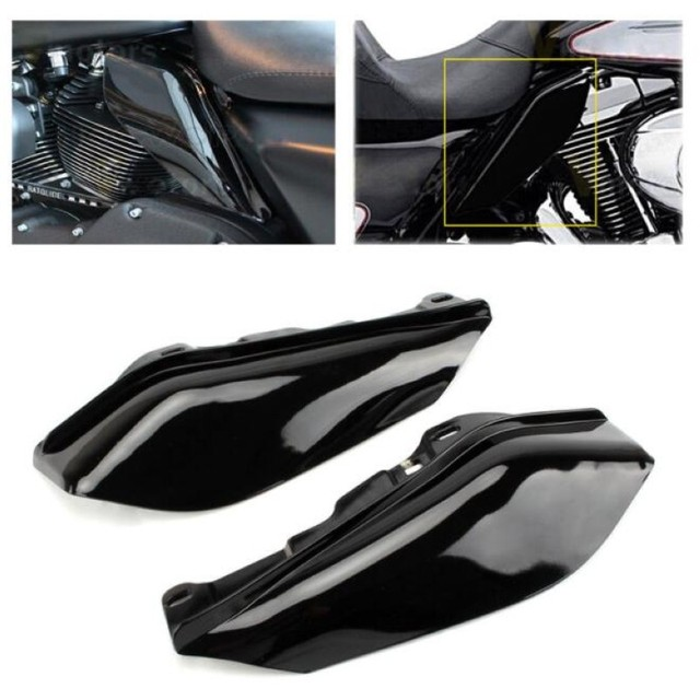 New Motorcycle Accessories ABS Mid Frame Air Deflectors Accent For