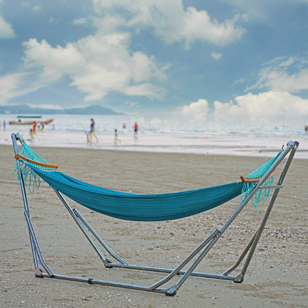 beach folding foldable stand hammock watch youtube