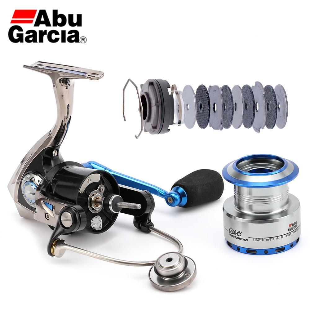 Carretel de Pesca de Água Spinning Reel 11 kg Fs4000