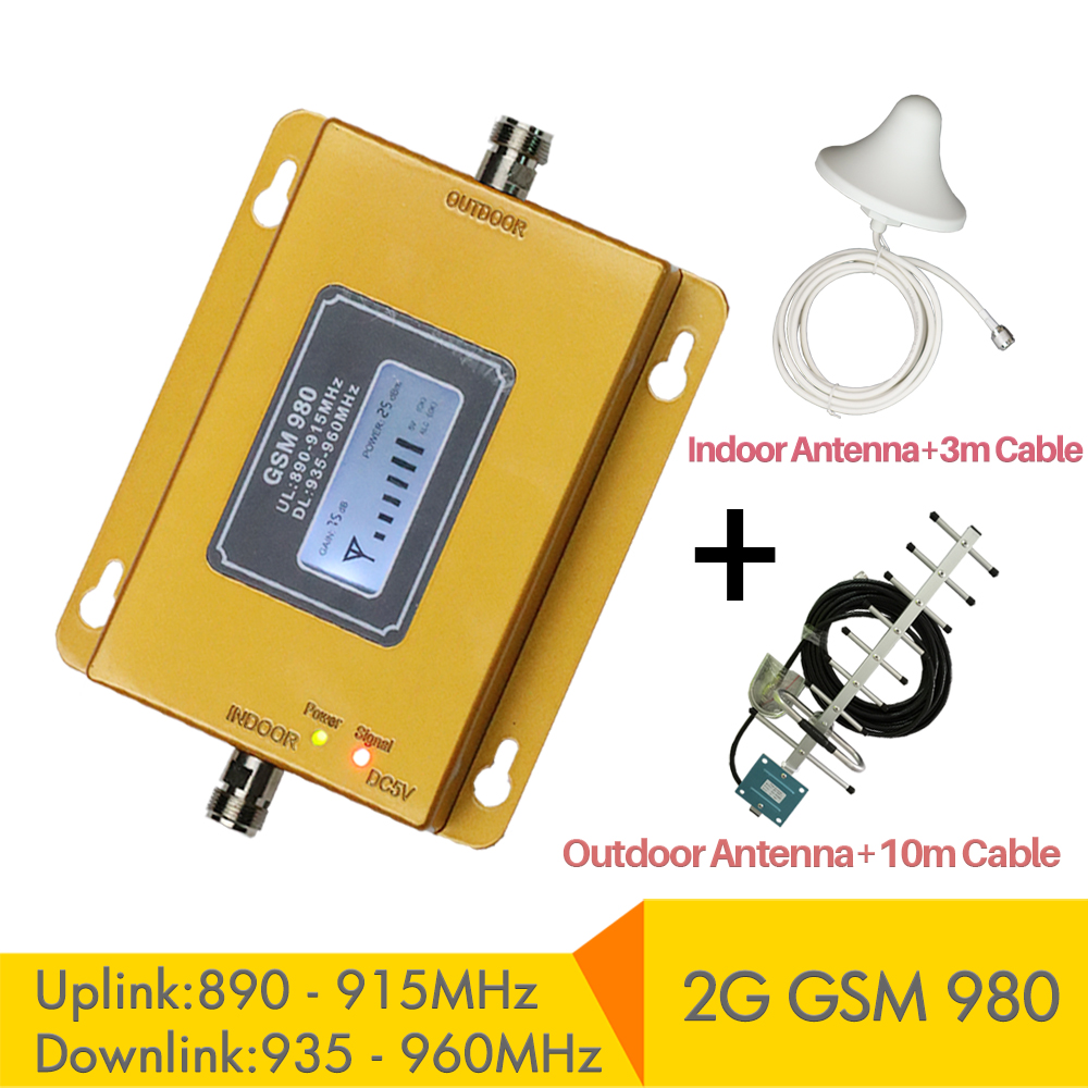 High gain 75db  signal repeater gsm900 mhz for cellphone 2G mobile phone booster amplifier complete set with new LCD displayHigh gain 75db  signal repeater gsm900 mhz for cellphone 2G mobile phone booster amplifier complete set with new LCD display