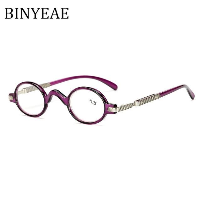 e70783ad30 BINYEAE Retro Style Optical Glasses High Quality Eyewear Vintage Leopard Glasses  Frame Round Reading Glasses