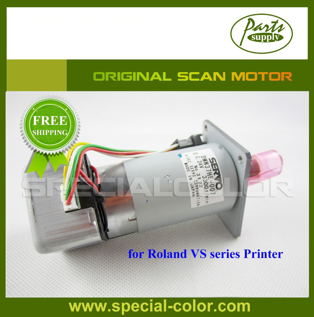 Free shipping! Original Roland VS640 Scan Motor roland xf 640 wiper holder 1000010211