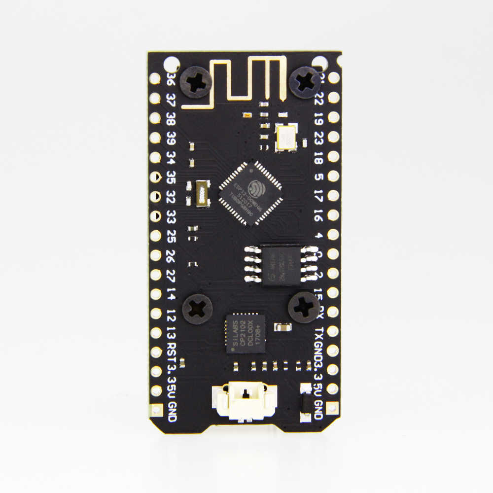 4 Mt bytes (32 Mt bit) Pro ESP32 OLED V2 0 TTGO & for Arduino ESP32 OLED  WiFi Modules+Bluetooth Double ESP-32 ESP8266 et OLED