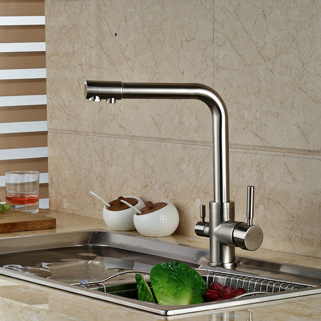 Online Shop Brand NEW Kitchen Sink Faucet Pure Water Filter Drink ...